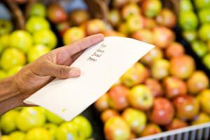 edita kaye grocery list