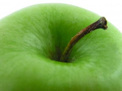 eedita kaye fruit apple green